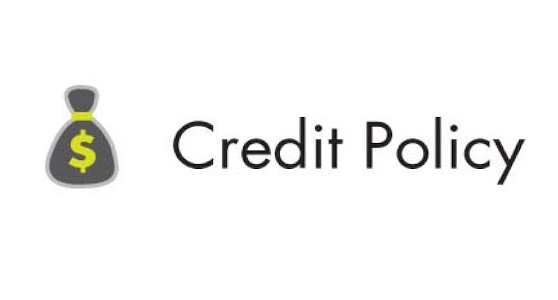 chính sách tín dụng là gì